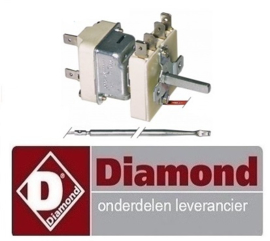 326052330 - Thermostaat t.max. 185°C DIAMOND E22/F46-A8