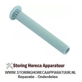ST1518202 - Overlooppijp vaatwasser L 168 mm ø 22 mm
