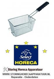 878016240416 - Friteusekorf staal verchroomd  HORECA SELECT GDF 1004