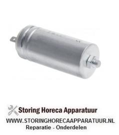 030047541 - Bedrijfscondensator capaciteit 12,5µF 450V bekercondensator tolerantie 5% 60Hz