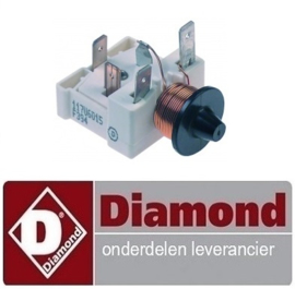 239380484 -  Startrelais DANFOSS 117U6015 , DIAMOND MR-PIZZA/CP