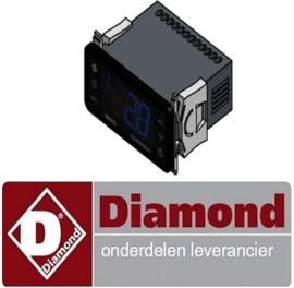 77441103061 - Digitale thermostaat voor Pizza koelwerkbanK DIAMOND TP23