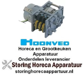 115360038 - Timer CDC 4803F motoren 1 kamers 3 looptijd 120s 230V voor vaatwasser HOONVED