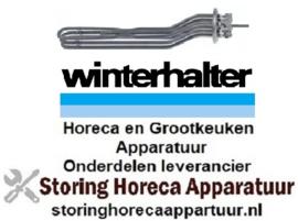 413420413 - Verwarmingselement 6000 Watt - 240-420 Volt voor vaatwasser WINTERHALTER