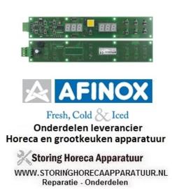 72074701064 - Bedieningsprint L 275mm B 48mm AFINOX