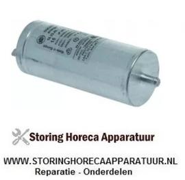 789365142 - Bedrijfscondensator capaciteit 15µF 450V met metale behuizing tolerantie 5% 50/60Hz ø 40mm