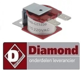 050RTFOC00046 - Zoemer oven DIAMOND PFE 5D