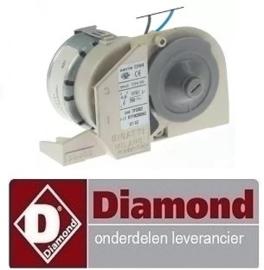 650RTFOC00042 - Timer cyclus oven DIAMOND PFE 5D