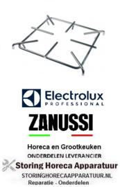 144210209 - Gasfornuis brander rooster B 370mm L 395mm  Electrolux, Zanussi