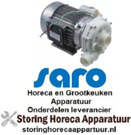 315499050 - Waspomp ingang ø 45mm uitgang ø 40mm type 230V 50Hz fasen 1 0,55kW SARO