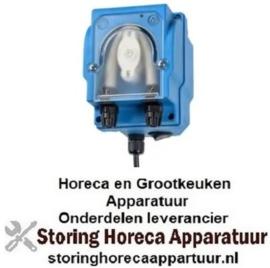 0349030 - Naglanspoelmiddel doseerpomp voor vaatwasser snelheid gestuurd compleet met aansluitset