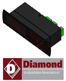 01441103056 - DIGITALE THERMOSTAAT VOOR AR5-BT/HE - DIAMOND AR5-TN/PM
