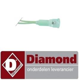 263A87IL72005 - Signaallamp 400 VOLT DIAMOND E3F/24R, EFP/4R, EFP/6R, EFP/44R, EFP/66R