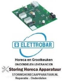 616400898 - Bedieningsprintplaat vaatwasser met beeldscherm ELETTROBAR