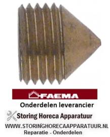 058525652 - Stelschroef verwarmings- element koffiemachine  FAEMA