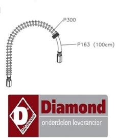 P300 - VEER VOOR WATERSLANG HANDDOUCHE DIAMOND CW8003