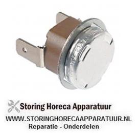 899390352 - Clixonthermostaat uitschakeltemp. 125°C 1NC 1-polig 16A