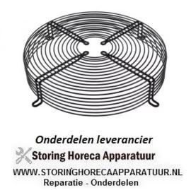125601.949 - Beschermrooster ebm-papst voor ventilatorblad ø 300 mm ø 330 mm