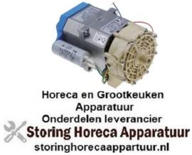 272499095 - Pomp ingang ø 15mm uitgang ø 14mm type T.33PRS 230V 50Hz fasen 1 0,25kW L 185mm