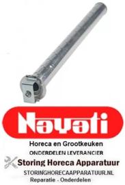 111105867 - Staafbrander ø 40mm kantel braadpan NAYATI