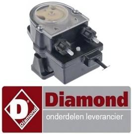 994361931 - Doseerpomp vloeibaar vaatwasmiddel voor vaatwasser DIAMOND