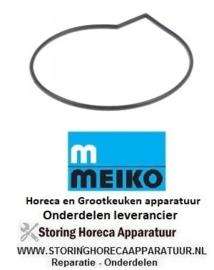 17521702 - Pompdeksel pakking vaatwasser MEIKO DV80T