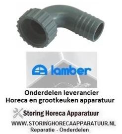 715506017 - Afvoerventiel met pakking vaatwasser LAMBER