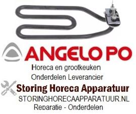 287416209 - Verwarmingselement 2000W 230V voor Angelo Po