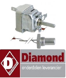 375661.070.00 - REGELTHERMOSTAAT VOOR BAIN MARIE DIAMOND E60/BM6T