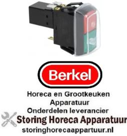 146348135 - Drukschakelaar 20 Amp - 240 volt inbouw voor snijmachine BERKEL