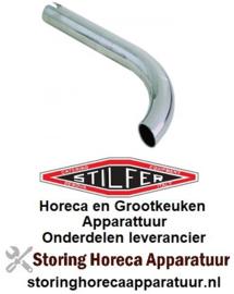 202R1225 - Olie aftapbuis voor friteuse 9 liter STILFER
