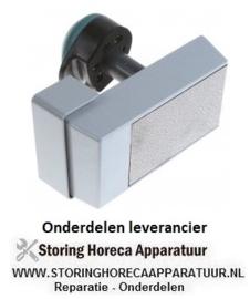 127700576 - Koelcelsluiting deurdikte 30-120mm niet afsluitbaar