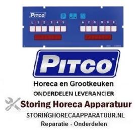 576698541 - Printplaat CMPTR, 3600-14 friteuse PITCO