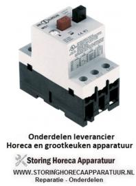 300380300 - Motorbeschermschakelaar type Mbs25-016 instelbereik 1-1,6A (AC3/400V) 0,55kW