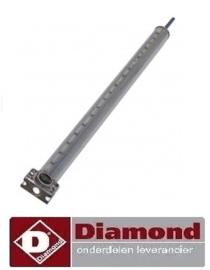 223059221 - BRANDER VOOR OVEN DIAMOND CATERING EQUIPMENT G17/4BFE8-N