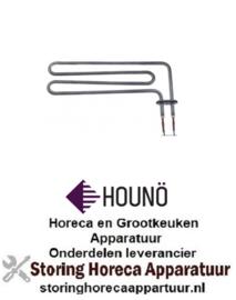 983420174 - Verwarmingselement 1650W 230V voor Houno