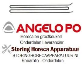 048418481 - Verwarmingselement 2200W 230V voor Angelo Po grillplaat