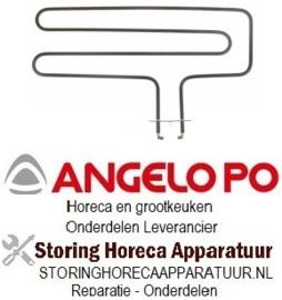904418596 - Verwarmingselement 2600W 230V voor oven Angelo Po