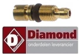 535100550 - Kleinbranderinspuiter 3.2 KW ( PROPAAN GAS ) DIAMOND G77/6F11T-N