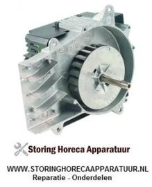 699601301 - OVEN Ventilatormotor 100-240V fasen 1 50/60Hz - 0,45kW - 2000U/min snelheid 1