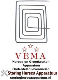 754418618 - Verwarmingselement 1050 Watt - 230 Volt VEMA