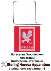 574418873 - Verwarmingselement 650 Watt - 240 Volt FALCON