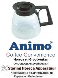 478960075 - Koffiepot 1,85 liter glas passend voor ANIMO
