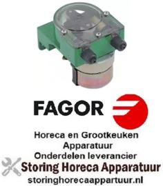 166361268 - Doseerapparaat GERMAC frequentieregeling 3l/h 230 VAC wasmiddel FAGOR