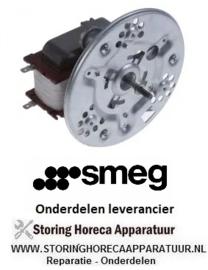 1177155 - Heteluchtventilator 220-240V 55W 50/60Hz  SMEG