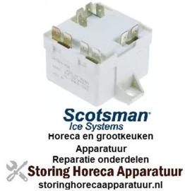 762380587 - Startrelais 400 Volt spanning AC 35 Amp voor ijsmaker Scotsman