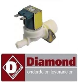 3732.400.16 - WATER INLAAT ELECTROVENTIEL 3/4 - 1 UITGANG DIAMOND