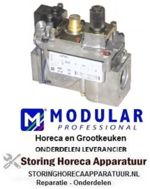 881101162 - Gasventiel 230V 50Hz MODULAR