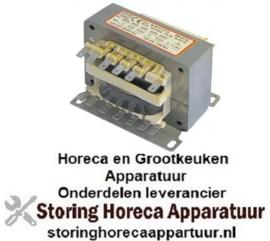984400101 - Transformator primair 200-260VAC secundair 4,2/14,4/11,5VAC 68,4VA