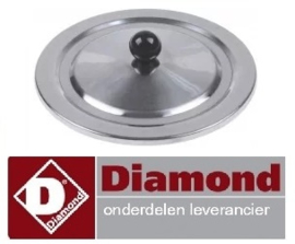 694F.050.51 - Deksel worsten verwarmer DIAMOND STAR-HD/R2
